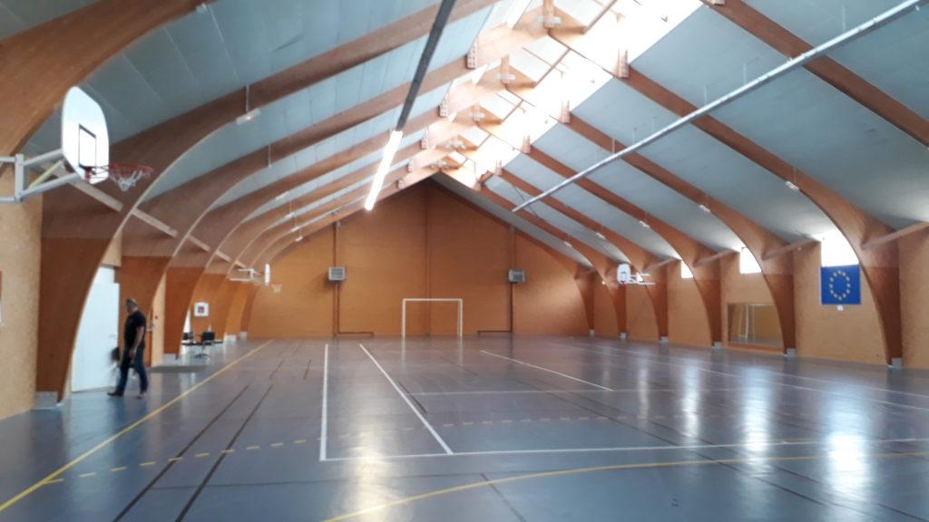Salle omnisport Georges-Normand