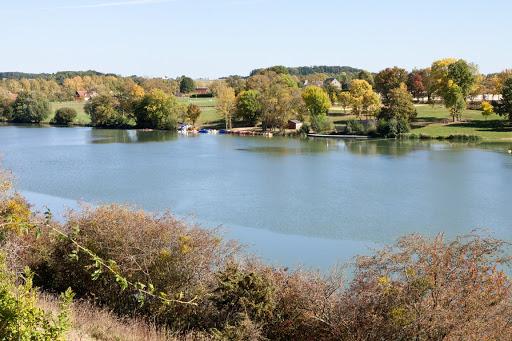 Lac de Chemille
